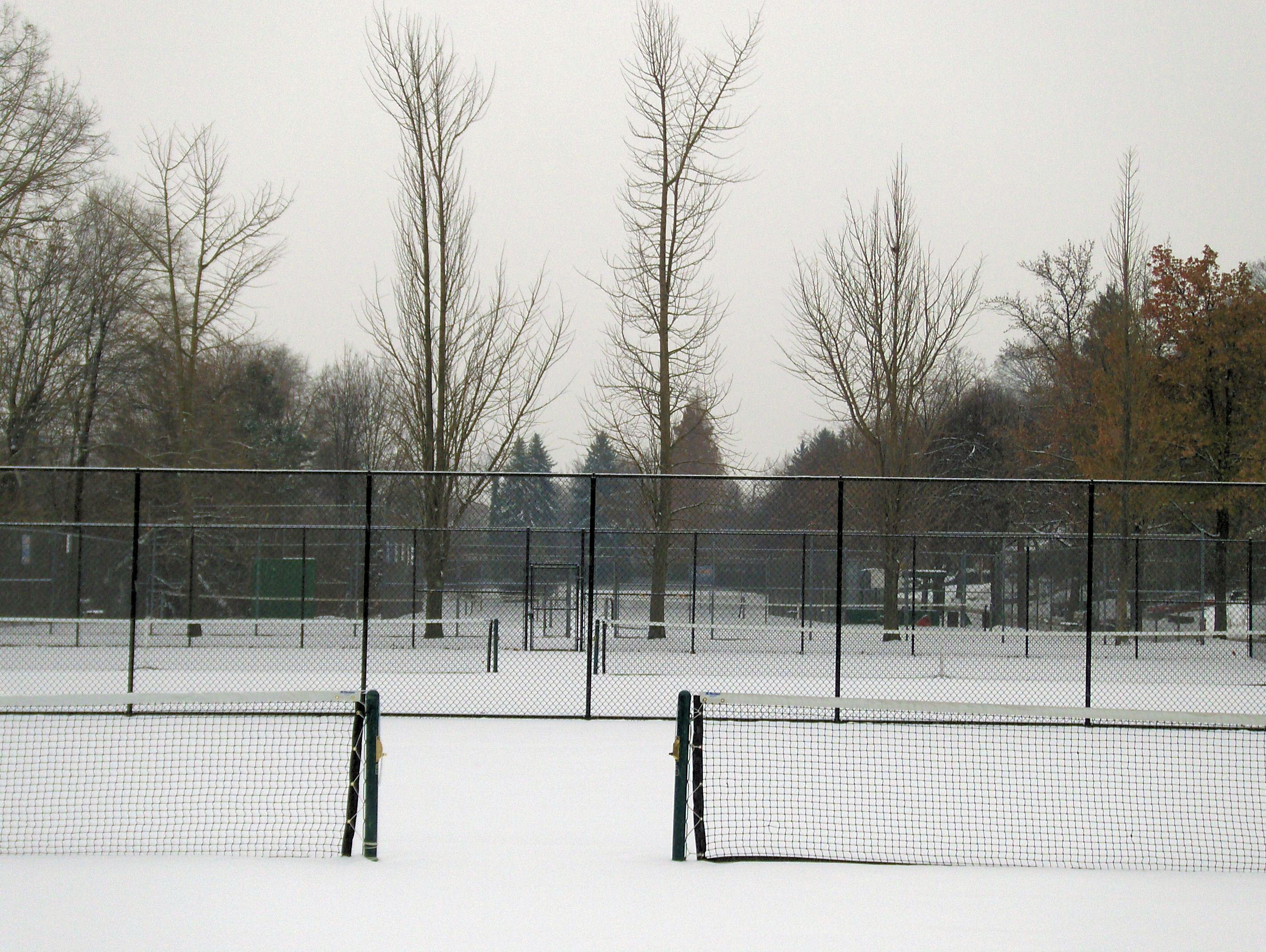 highland park winter courts