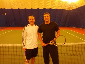 Men's Doubles A Winners